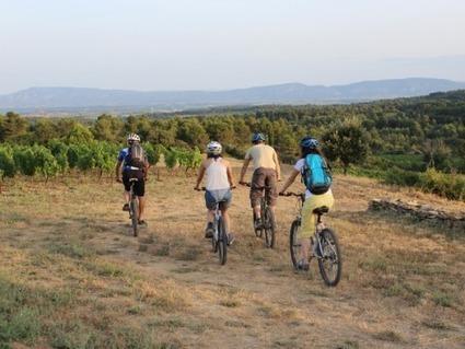 Un Tour en vélo | Visit Haut Minervois | Scoop.it