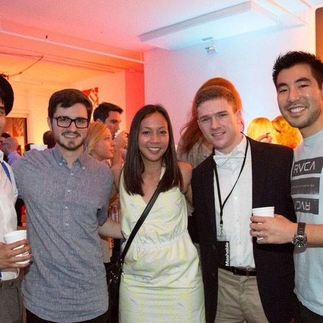 New York City Celebrates Biggest Social Media Day Party Yet - Mashable | Twitter | Scoop.it