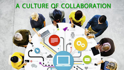 A CULTURE OF COLLABORATION | Collaborative workforce | Scoop.it