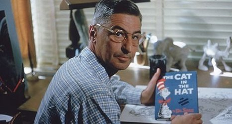 Dr Seuss On Writing | Creative Productivity | Scoop.it