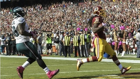 The Redskins Were So Dominant On Offense, They Wore Themselves Down | Flash News | Scoop.it