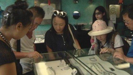 Plus que la Polynésie, les touristes chinois recherchent le luxe - Guyane 1ère | J'écris mon premier roman | Scoop.it