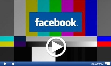 Facebook retrasa otra vez la inclusión de publicidad en vídeo en los perfiles | Social Update | Scoop.it