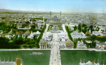 Paris pendant l'Exposition Universelle de 1900 | Nos Racines | Scoop.it