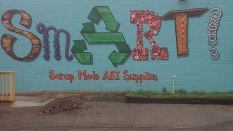 Ms. Cheap: Check out new thrift store for art supplies | Art Education in Alternative Settings | Scoop.it