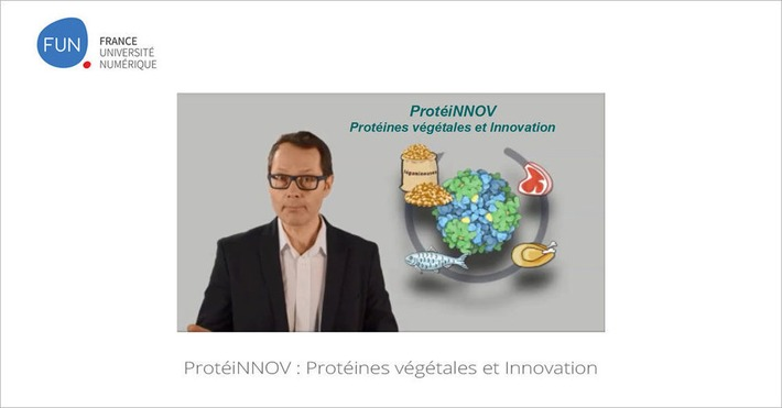 [Today] MOOC ProtéiNNOV : Protéines végétales et Innovation | MOOC Francophone | Scoop.it