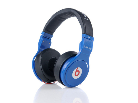 Eye-catching Monster Beats By Dr. Dre Pro Diamond High Performance Blue_hellobeatsdreseller.com | Monster Beats Pro | Scoop.it