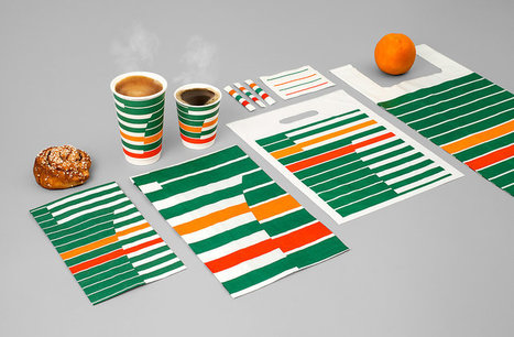 Rebranding 7-Eleven With A Bold, Retro-Nostalgic Style | Corporate Identity | Scoop.it