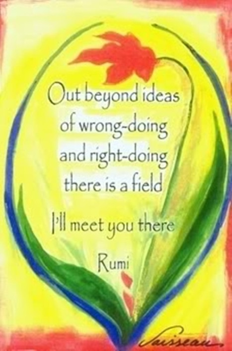 Rumi's Field & NVC Santa Cruz | Compassionate Communication NVC Nonviolent Communication | Scoop.it