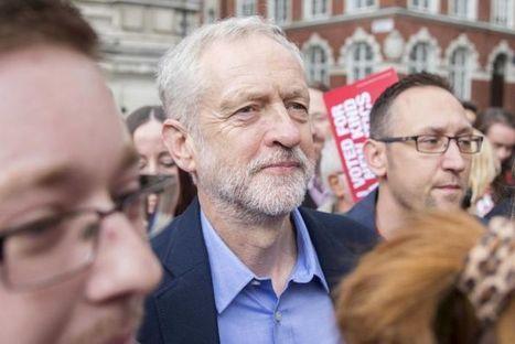 Britain's newly elected Labour leader Jeremy Corbyn divides partyroom   Psycholitics & Psychonomics   Scoop.it