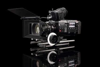 Panasonic 4k Varicam Modularity | Cinematography | Scoop.it