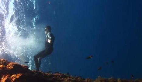 Ocean Brothers : Vidéo avec des virtuoses de l'apnée - meltyXtrem | bubulles | Scoop.it