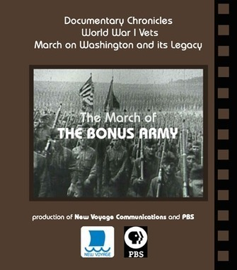 Historical Doc. #1 - New Voyage Communications | Bonus Army | Scoop.it