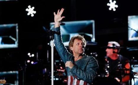 Bon Jovi signe la tournée la plus rentable de l'année 2013 - 20minutes.fr   Bruce Springsteen   Scoop.it
