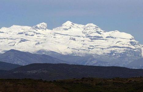 El glaciar norte de Monte Perdido se redujo - EFEverde | Agua | Scoop.it