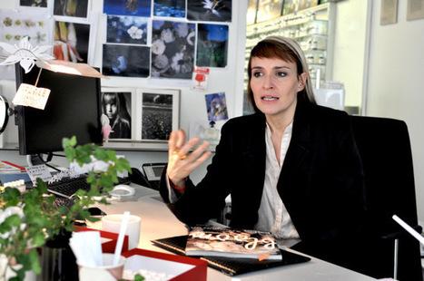 Interview: Mathilde Laurent parle d'art, de nature et de marketing intelligent | Perfume and fragrances Trends | Scoop.it