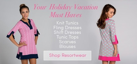 Your holiday vacation must haves knit tunics, fling dresses, tunic tops | Malabar Bay | Women's Fashions Now Online | Scoop.it