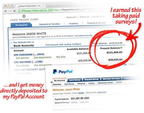 Take Surveys For Cash!   les trouvailles de Martine   Scoop.it