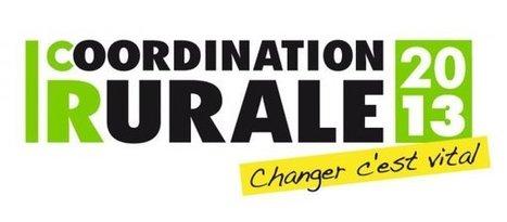 Xavier BEULIN : agriculteur ? | Elections chambre d'agriculteurs 2013 : la Coordination Rurale s'engage | Scoop.it