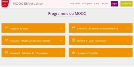 UNOW - MOOC Conception | Environnement numérique de travail | Scoop.it