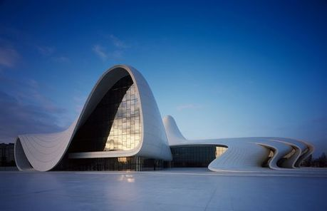 Nouvelles vagues Zaha Hadid | Construire et rénover sa maison | Scoop.it
