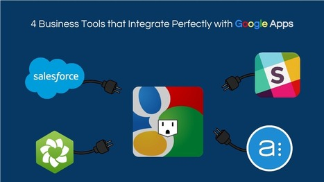4 Business Tools that Integrate Perfectly with Google Apps | Managing Technology and Talent for Learning & Innovation | Scoop.it