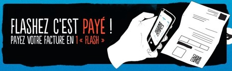 FLASHiZ-payement par smartphone | QR-Code and its applications | Scoop.it
