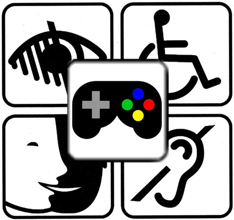 H.S.3 : Le handicap et le jeu vidéo – Papa, à quoi tu joues ?   Innovating serious games   Scoop.it