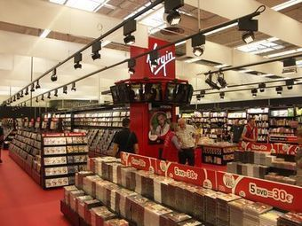 Virgin rompt avec Carrefour, mais 'dispose d'un fort capital sympathie' | BiblioLivre | Scoop.it