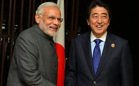 Japan & India could sign civil nuclear deal during PM Modi's visit | rejdeep7830 | Scoop.it