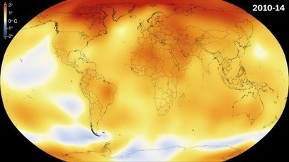 Recording-breaking heat in 2014 sets new milestone, underscores worries about man-made climate change | Nature | Scoop.it