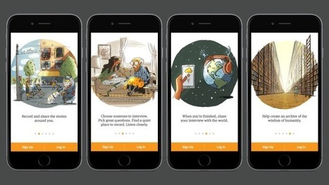 StoryCorps Using $1 Million TED Prize to Become an App and Go Global | Mobile publishing | Scoop.it