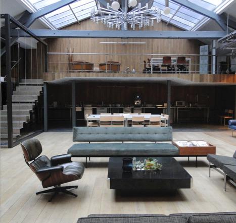 Private Invitation   Cool Place Paris   Parisian Townhouses, Loft Connexion by Samuel Johde   Scoop.it