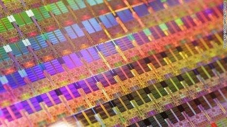 Can wearable technology reverse Intel's declining fortunes? - CNN | Wearable Technology | Scoop.it