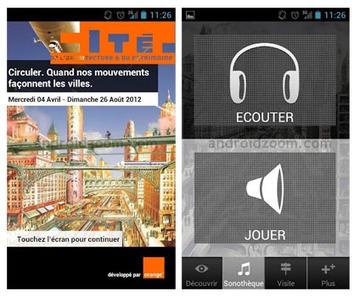 Avec l'exposition Circuler la Cité de l'architecture expérimente la médiation mobile via NFC | Médiation & financements | Scoop.it