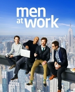 TBS Renews 'Men At Work' For Season 2 | TVFiends Daily | Scoop.it