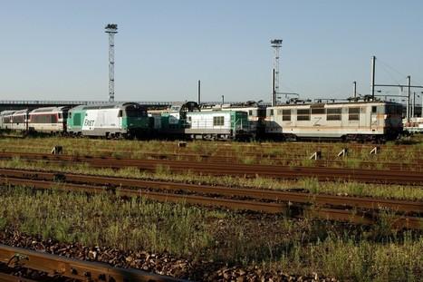 Quel avenir pour le fret ? - Blog Le Monde (Blog) | SNCF et Fret | Scoop.it