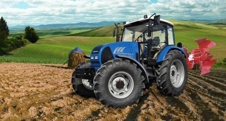 Farmtrac : des tracteurs polonais low cost de 33 à 110 ch | Relations franco-polonaises | Scoop.it