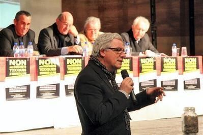 Nonant-le-Pin : Près de 400 personnes à la soirée des opposants à GDE | ouest-france.fr | Cheval | Scoop.it