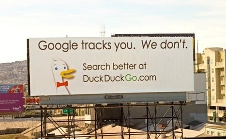 PRISM fears give private search engine DuckDuckGo its best week ever | Wordpress-SEO-Traffic | Scoop.it