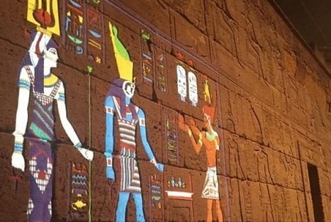 Egyptophiles see the light at the Met's Temple of Dendur | Bibliothèque des sciences de l'Antiquité | Scoop.it