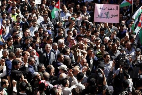 Jordan government bans supporters from Amman demos | Coveting Freedom | Scoop.it