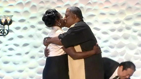 Couple Makes It From Streets to Altar | It's Show Prep for Radio | Scoop.it