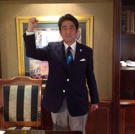 安倍晋三's Photos | Facebook | オリンピック開催地が東京に決定したけど | Scoop.it
