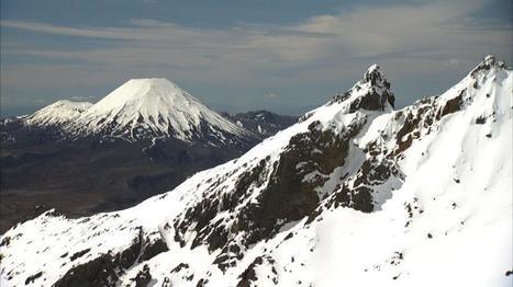 Wild About NZ - Tongariro National Park | Gt Barrier Island and Tongariro National Park | Scoop.it