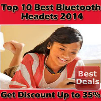 Top 10 Best Bluetooth Headsets 2014 | BestList | Scoop.it