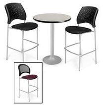 Best Price OFM Cafe-Height Cafeteria Furniture - Khaki - Lot of 2 | Shop Saler | Scoop.it