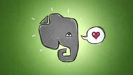 I've Been Using Evernote All Wrong. Here's Why It's Actually Amazing | TEFL & Ed Tech | Scoop.it