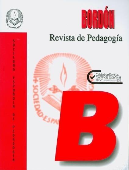 Bordón. Revista de Pedagogía.  Vol 66, No 2 (2014) | Cooperación Universitaria para el Desarrollo Sostenible. MODELO MOP-GECUDES | Scoop.it