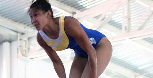 Gimnastas poblanos clasifican a Olimpiada Nacional en la modalidad de trampolín